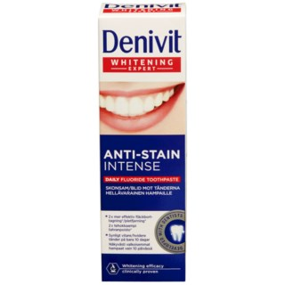 Denivit Tannkrem Anti-Stain 50ml