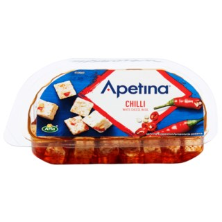 Arla Apetina Chilli White Cheese in Oil 100g