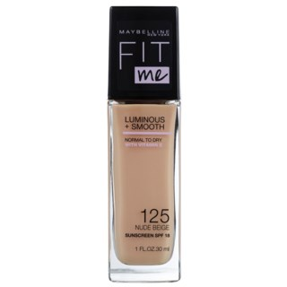 Maybelline Foundation Fit Me Lum&Smooth Buff Beige