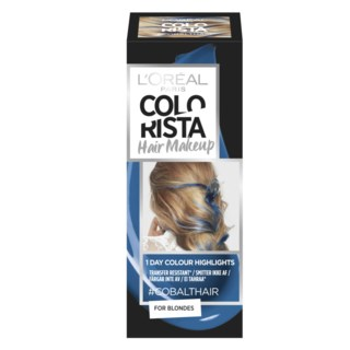Colorista Hair Makeup Cobalt