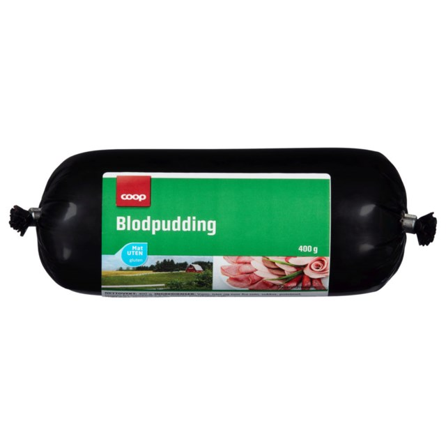 Coop Blodpudding 400g