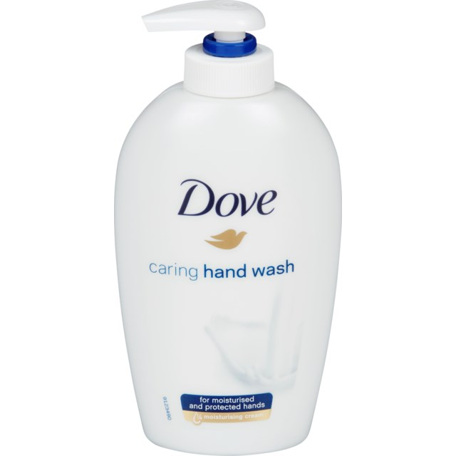 Dove Cream Wash 250ml