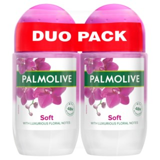 Palmolive Roll-On Orkide Duo Pack