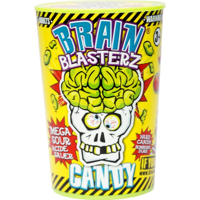 Candy People Brain Blasterz Container 48g