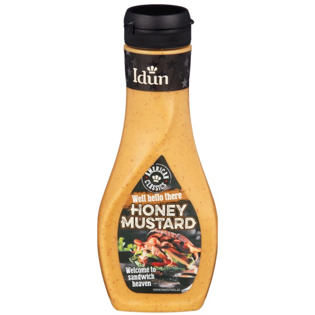 Idun Honey Mustard 267g