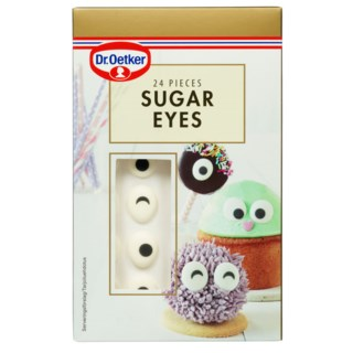 Dr. Oetker Sugar Eyes 10g