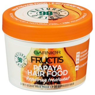 Fructis Hair Food Papaya 390ml