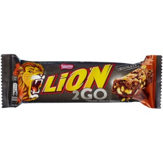 Lion 2Go Chocolate 33g