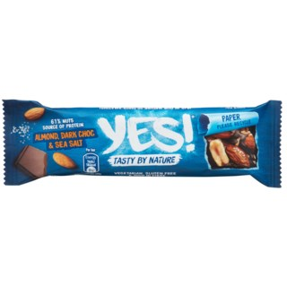 Yes Nut Bar Sea Salt 35g