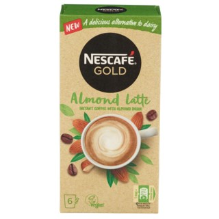 Nescafé Gold Almond Latte 96g