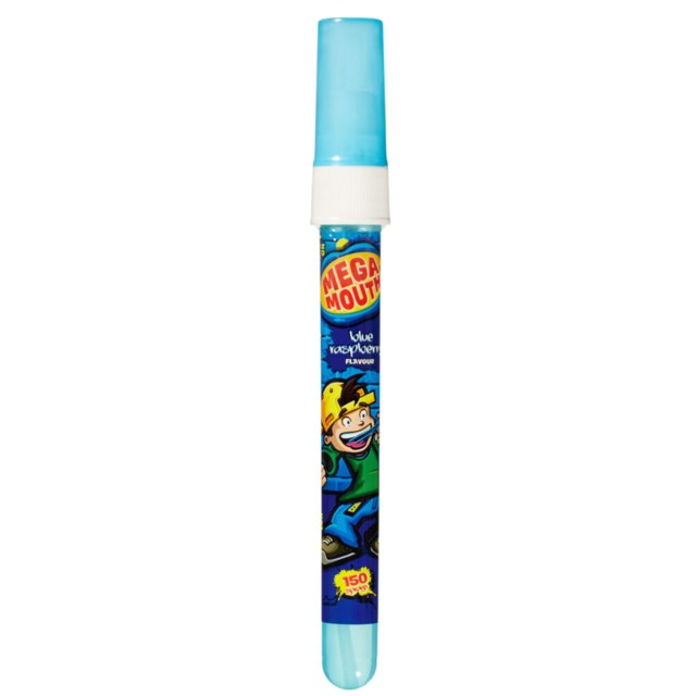 Bazooka Candy Brands Mega Mouth Candy Spray 23g