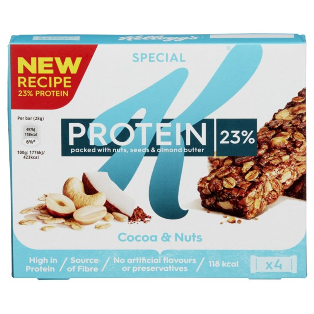 Special K Protein Coconut 4x28g