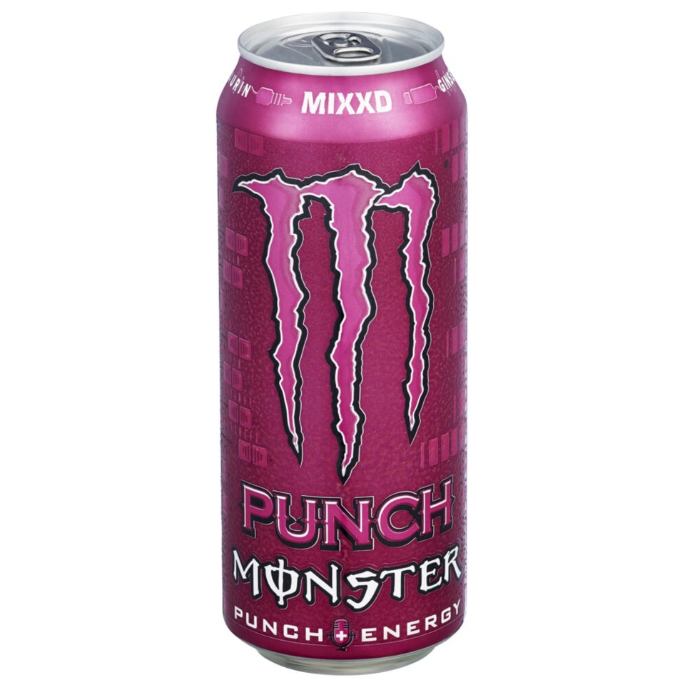 Monster Mixxd Punch 0,5l