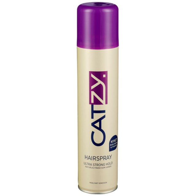Catzy Hairspray Ultra Strong Hold 250ml