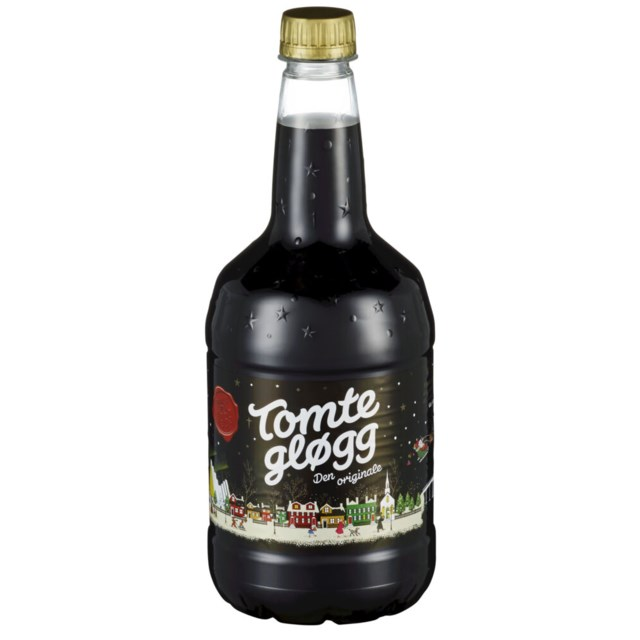 Tomte Gløgg Party 1l