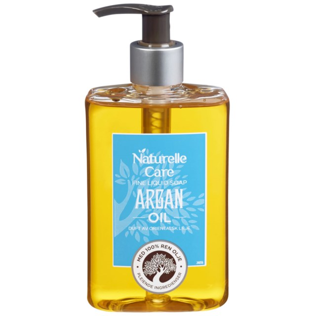 Naturelle Håndsåpe Argan 280ml