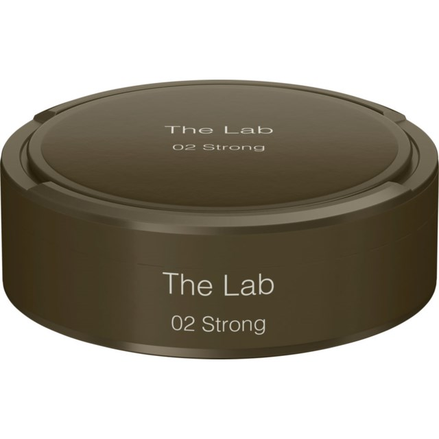 The Lab 02 Strong Slim Portion 21,6g