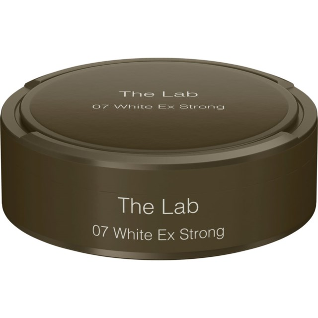 The Lab 07 Slim Xtra Strong White Portion 21,6g