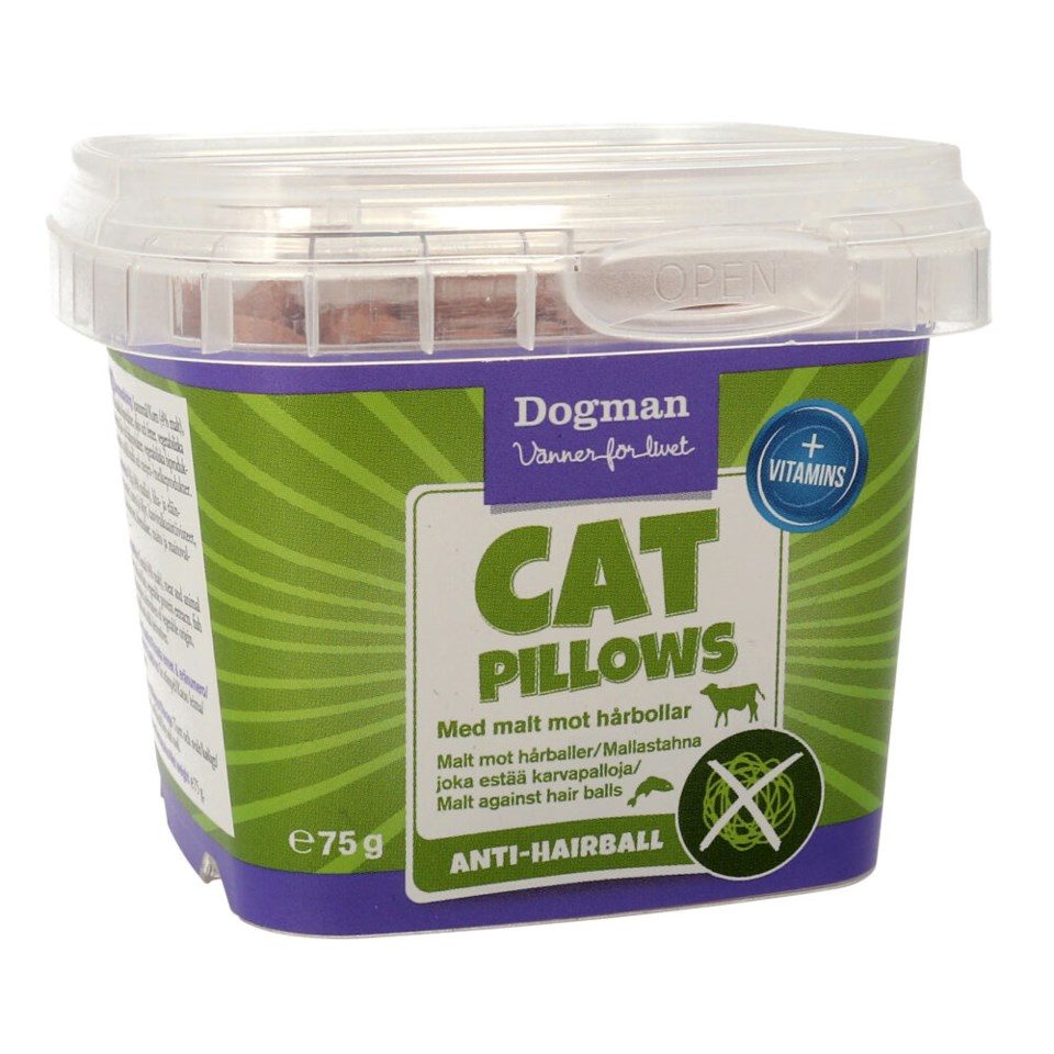 Cat Pillows Anti-Hårball 75g