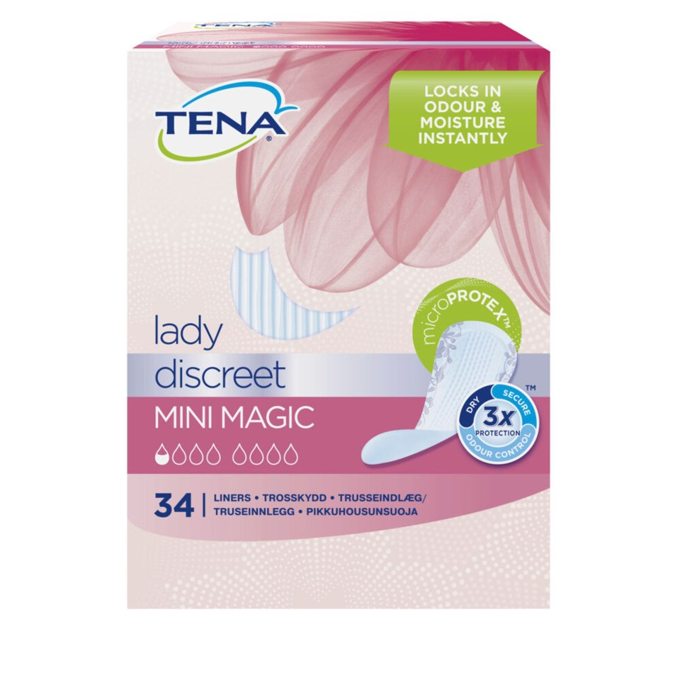 Tena Lady Mini Magic 34stk