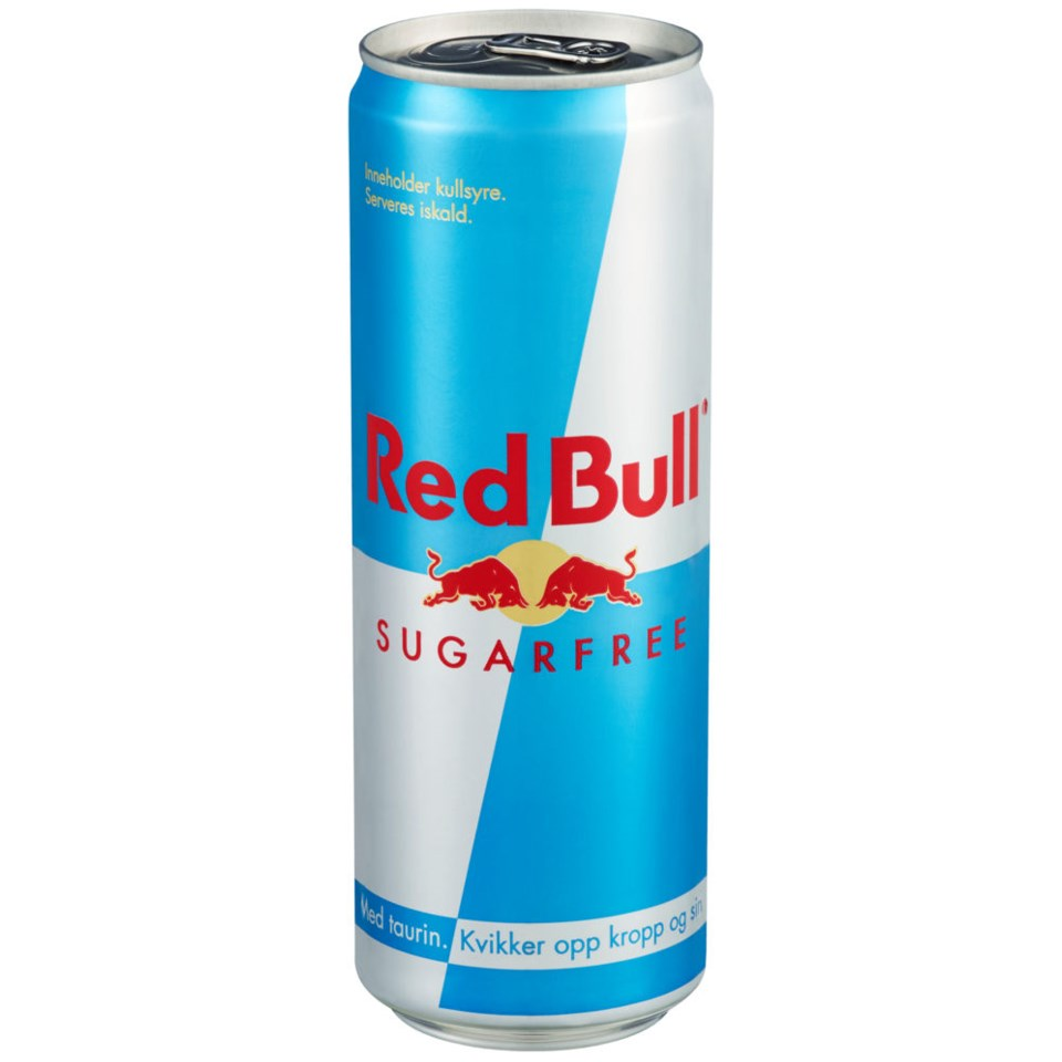 Red Bull Suger Free 0,473l