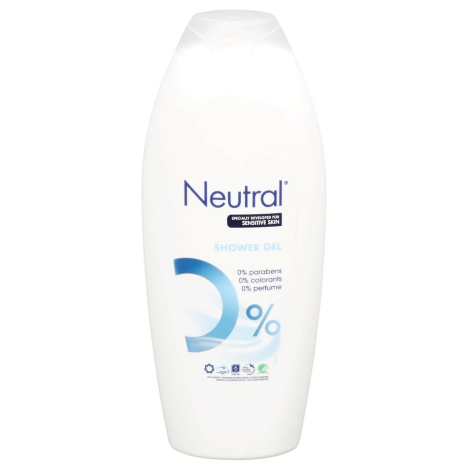 Neutral Dusjsåpe Parfymefri 750ml
